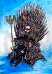 Metal God on the Iron throne