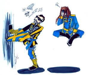 Sabaton, Hero goofballs by the-ChooK