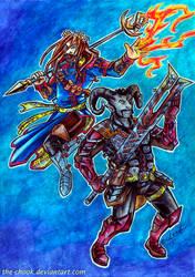 Sabaton/Dragon age by the-ChooK