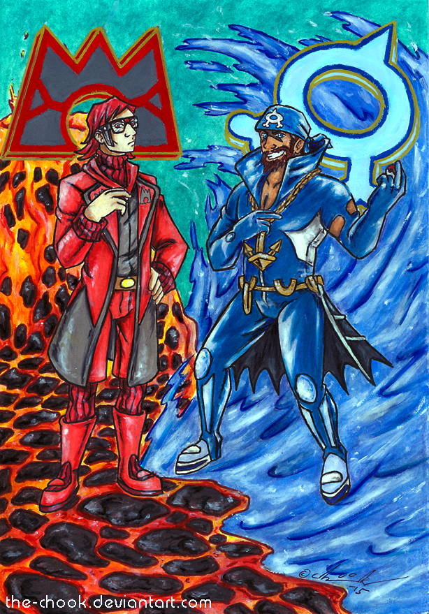 Oras Maxie And Archie By The Chook On Deviantart