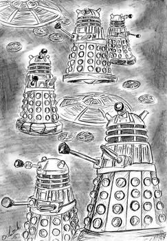 them Daleks