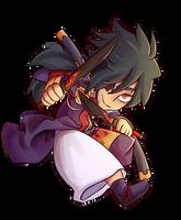 Rokurou by ThaIssing