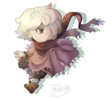 Therion Chibi by ThaIssing