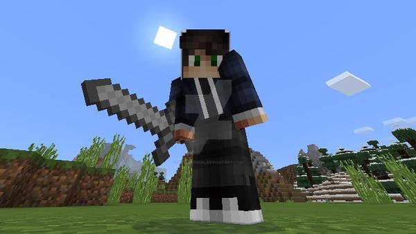 Me In Minecraft Pocket edition by JonyTheDragon