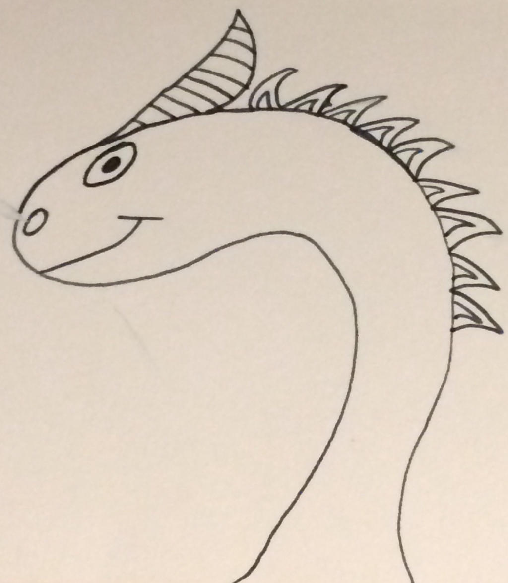 Random Dragon  by JonyTheDragon