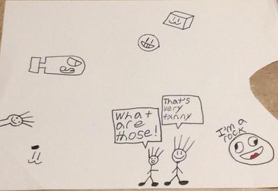 Random Doodles 4 by JonyTheDragon