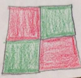 A colored box!