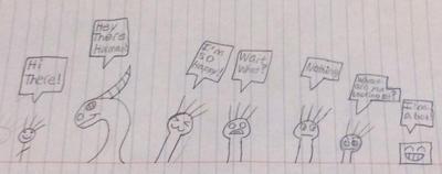 Random Doodles 11 by JonyTheDragon