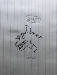 Johnny Roaring