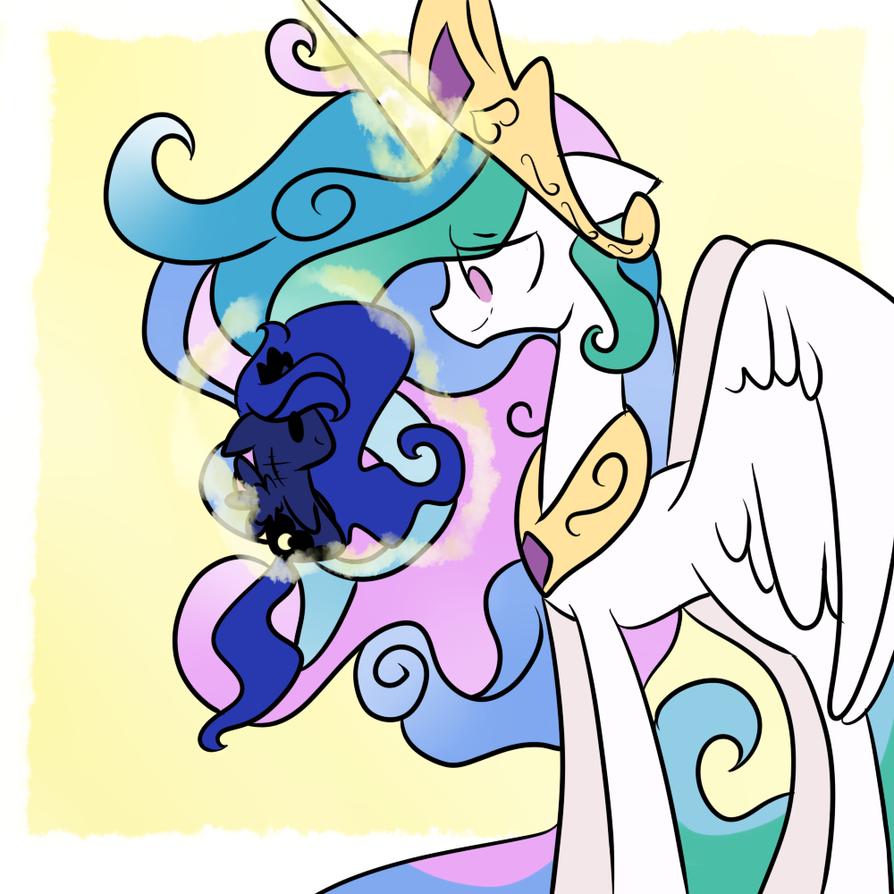 Luna's Favorite Doll by jankrys00