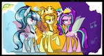 ~The Dazzlings!~