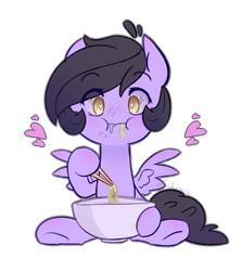 Commission # 1: Yum! by jankrys00