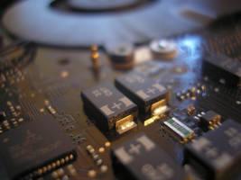 MacBook Pro motherboard II by Tomasos
