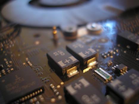 MacBook Pro motherboard II