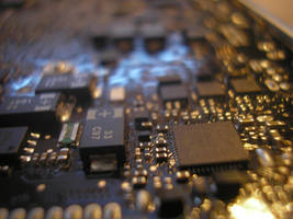 MacBook Pro motherboard IV by Tomasos