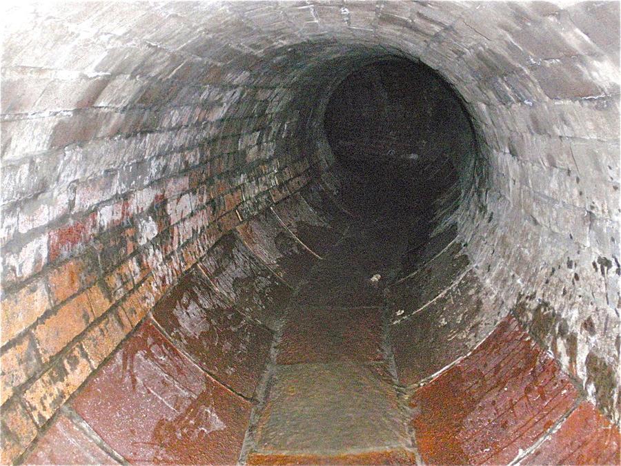 Prague sewers 2 by Tomasos
