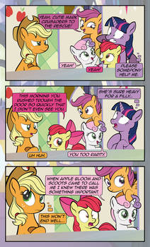 Quest for Friendship - TCOTLH- Page 51