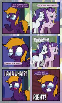 Quest for Friendship - Who am I? - Page 78