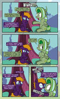 Quest for Friendship - Bad memories - Page 104