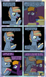Quest for Friendship - AUBS - Page 141