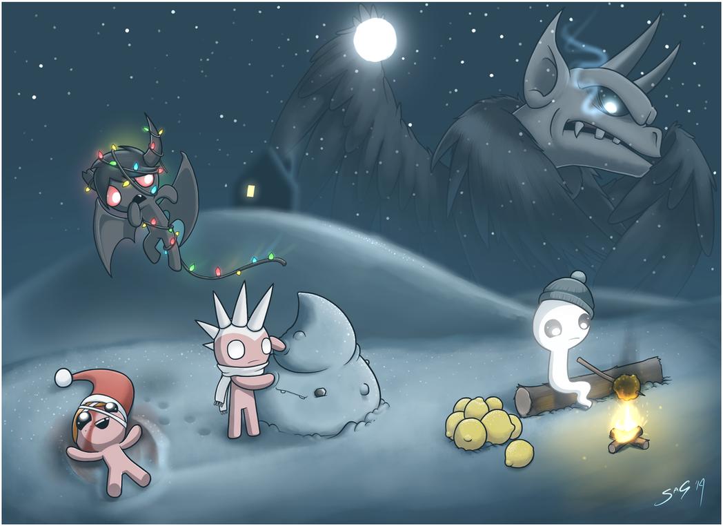 Rebirth Christmas by NotYourSagittarius