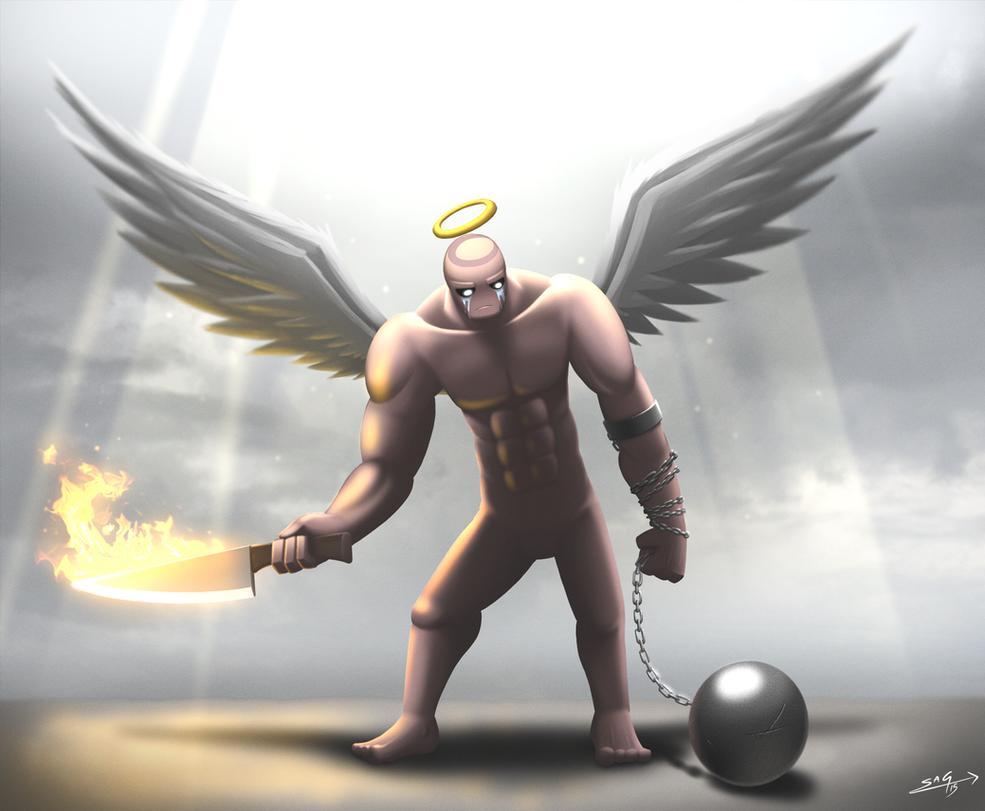 archangel by NotYourSagittarius