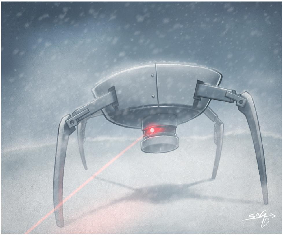 Snow Tank by NotYourSagittarius