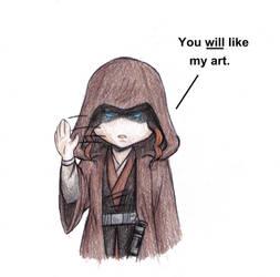 Jedi Mind Tricks by BakayashaEclipse