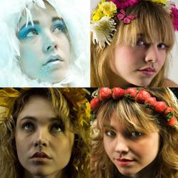 four seasons by princessserenety