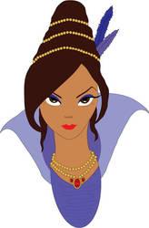 Queen Marielle by AJKutabear