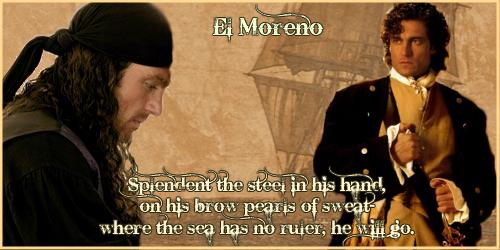 El Moreno by Cyn by SolPicador