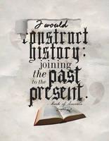 Book of Secrets: Typography. by Kellsyy