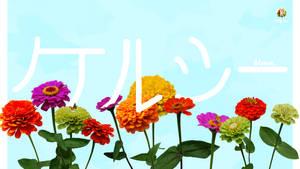 Field Of Flowers. by Kellsyy