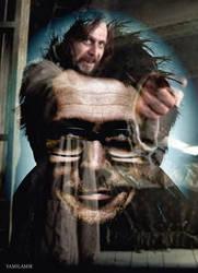 Sirius and Gary by yamilamir