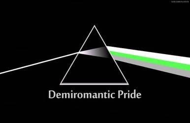 Demiromantic Pride by yamilamir