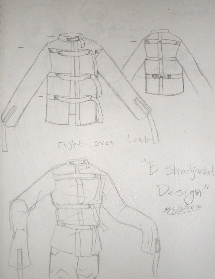 Similiar Straight Jacket Design Keywords