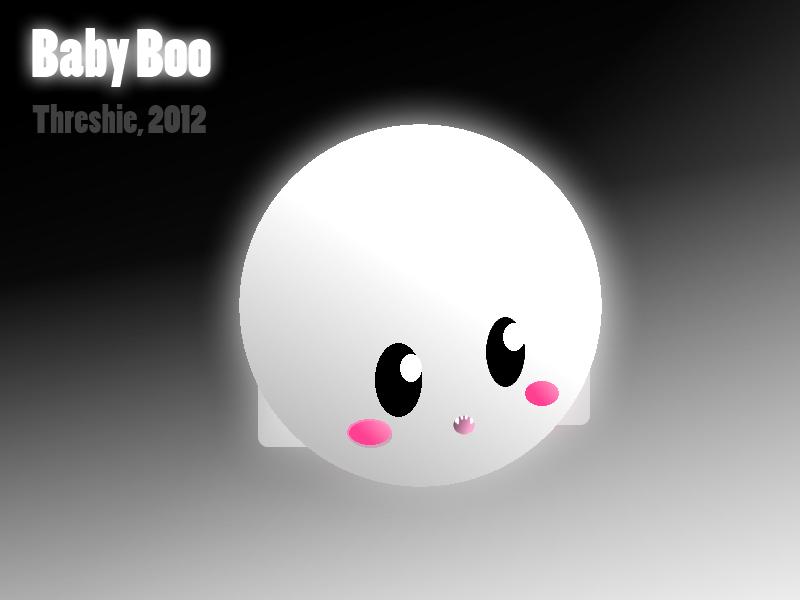 Baby Boo By Threshie On Deviantart