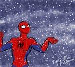 Spidey + Snow