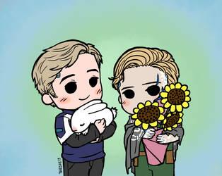 Spring Simon and Ralph