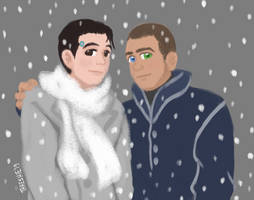 Winter Connor and Markus
