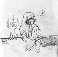 Free Sketch 01 - Nekozawa