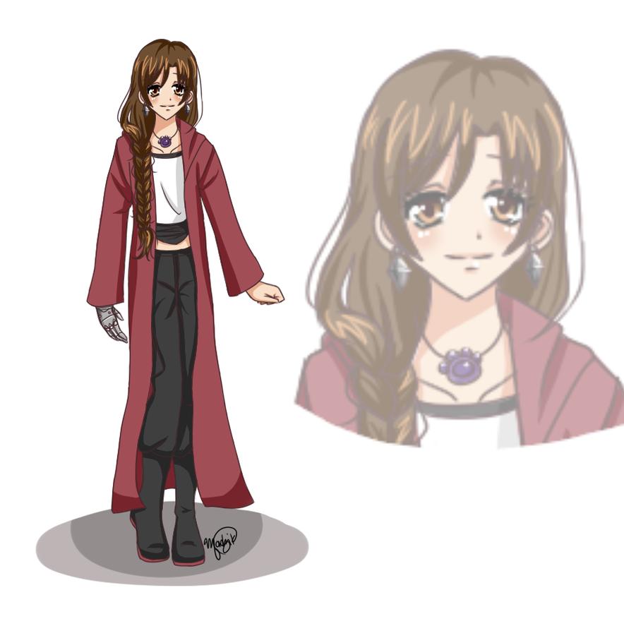 FMA/FMA:B OC: Katherine Solaris By Orochimizuki On DeviantArt