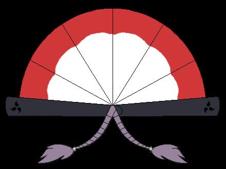 Sasuke's Fan by Orochimizuki