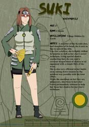 Ninja Gaang: Suki by BarnCatz