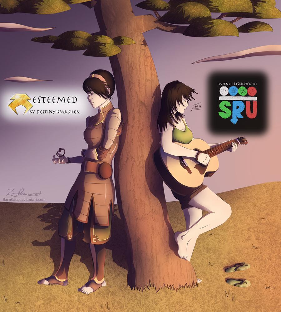 SRU/Esteemed - Across the Universe by BarnCatz