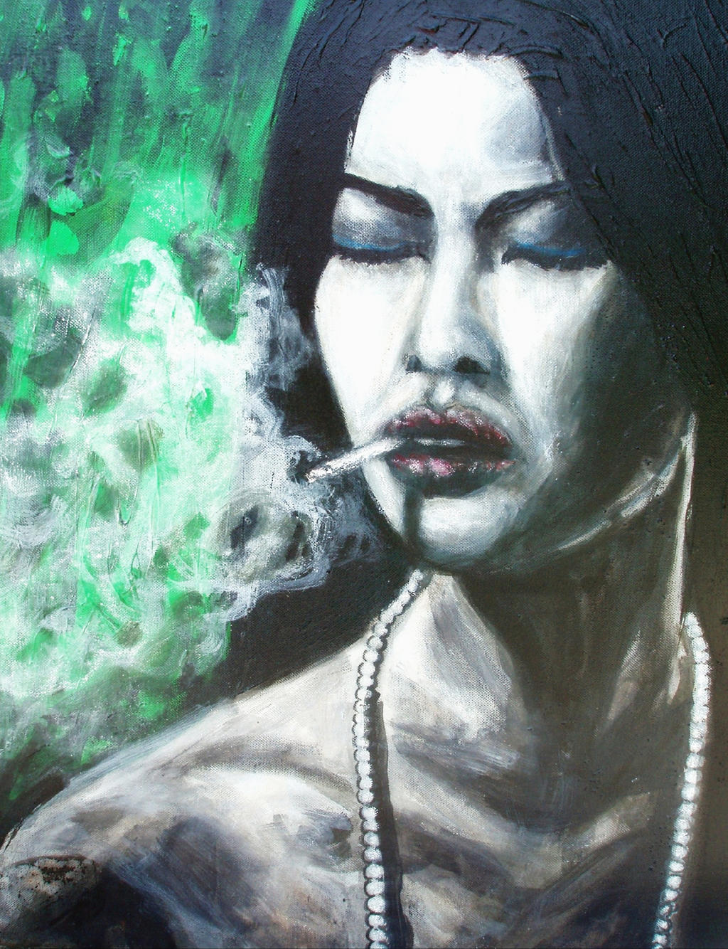 opium by FDupain