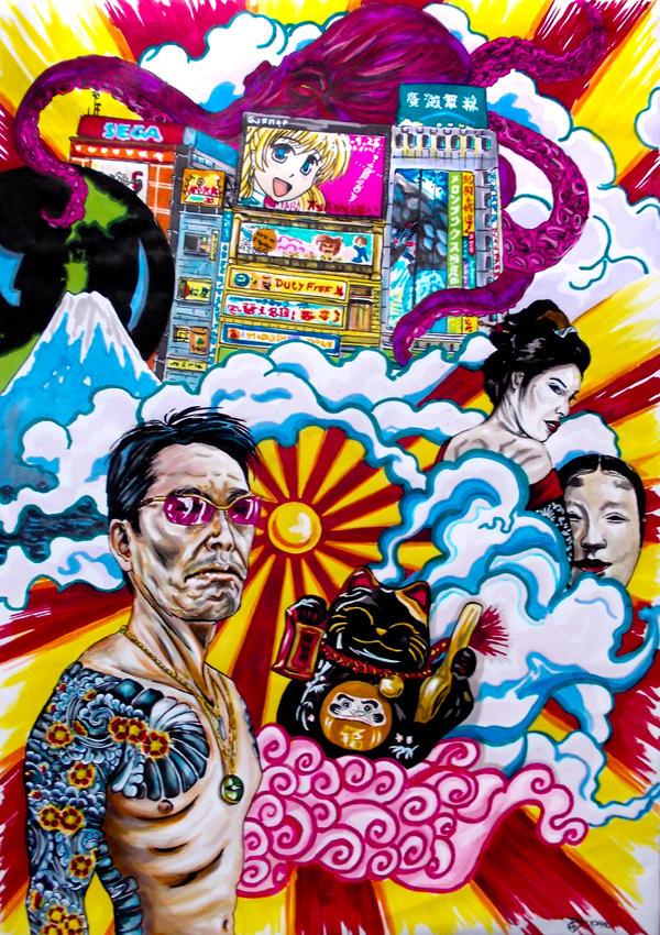 japan by FDupain
