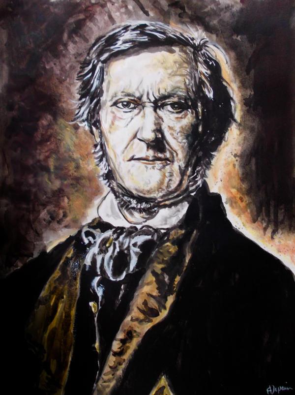 Wilhelm Richard Wagner by FDupain