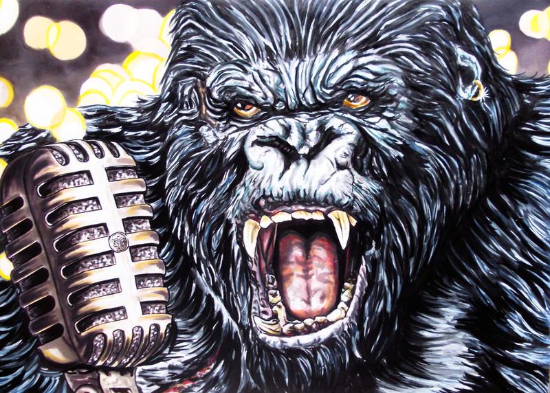 Kong song