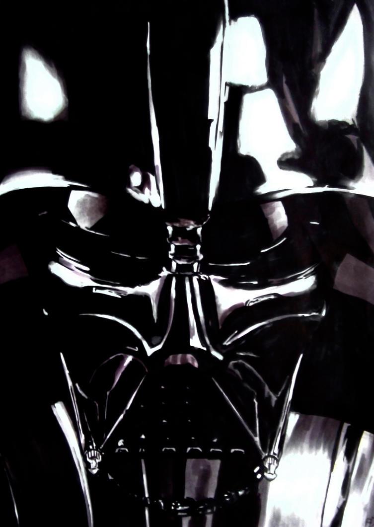 darth vader star wars by FDupain